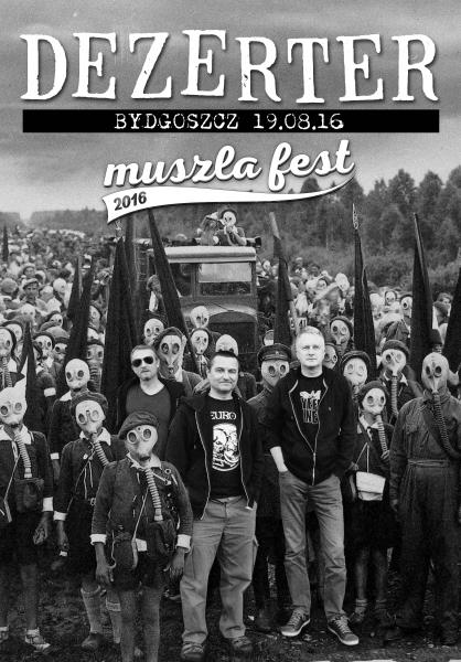 Specjalny koncert na Muszla Fest 2016