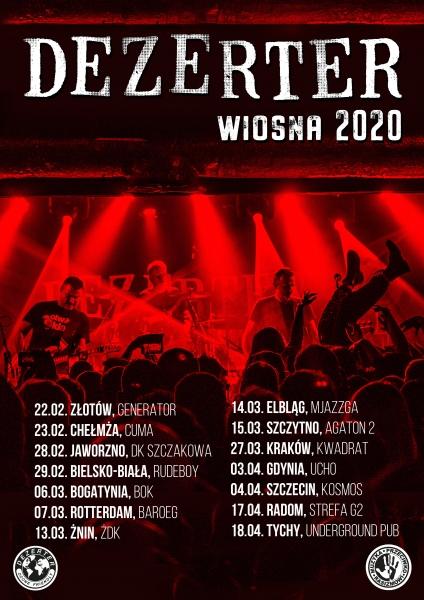 Koncerty wiosna 2020