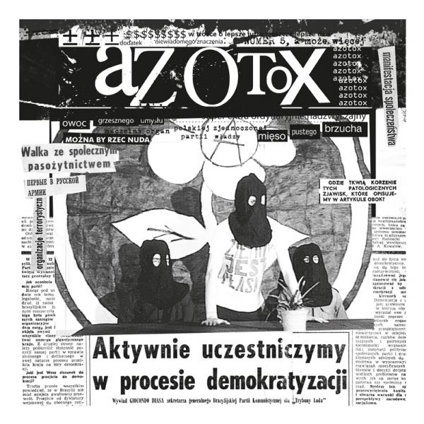 Azotox - nadchodzi specjalne wydanie