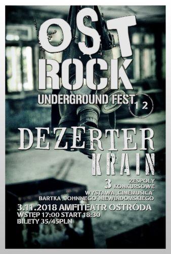12 Ost-Rock Underground FEST