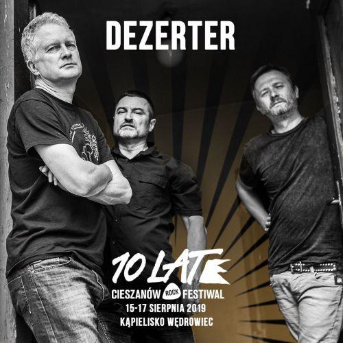 Cieszanów Rock Festiwal 2019