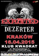 The Exploited, Dezerter