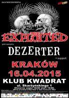 The Exploited, Dezerter